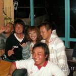 2010年の試乗会の後がんこ寿司で親睦会があり二次回はナスカラインに移動しました。